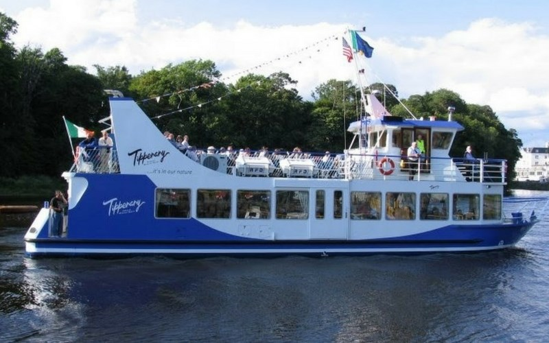visit donegal bay. donegal holiday attractions. donegal bay water bus.