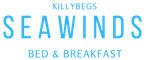 SeaWinds Bed and Breakfast Killybegs, Co.Donegal Sticky Logo