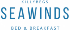 SeaWinds Bed and Breakfast Killybegs, Co.Donegal Logo